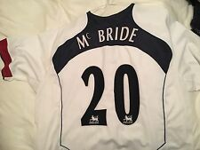 *USA Soccer Jersey Shirt Mcbride World Cup 2006/07 Rare Authentic Fulham*