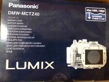 Panasonic DMW-MCTZ40 Waterproof Marine Case 40m Lumix Camera Housing
