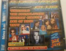 2 Deejays Club CD 2002 (Intercord) Eurodance