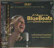 LI'L RONNIE & THE BLUE BEATS FEATURING...-UNFINISHED BUSINESS-JAPAN CD F30