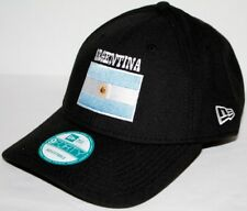 Argentina New Era 9Forty Adjustable Hat - Black