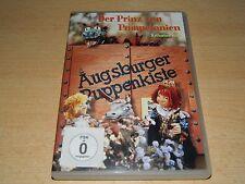 Augsburger Puppenkiste - Der Prinz von Pumpelonien - DVD - top Zustand