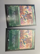 New ListingMtg Lotus Cobra (Showcase) X2 Zendikar Rising Nm Standard Usps Us Only