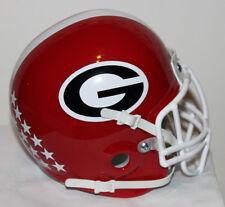 1982 Herschel Walker Georgia Bulldogs Heisman Custom Schutt Mini Helmet