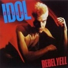 """BILLY IDOL """"REBEL YELL"""" CD NEUWARE"""