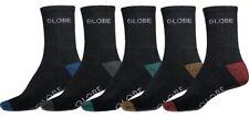 Globe Ingles Crew Socks - Black