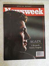 Newsweek Magazine - JFK Jr Death 7-26-99