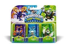 Skylanders Swap Force - Triple Character Pack - Zoo Lou, Spyro, Chill Xbox 360
