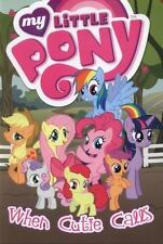 My Little Pony Vol 2: When Cutie Calls Digest Sized TPB 2014 Hasbro IDW
