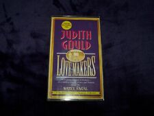 Love-Makers by Judith Gould Book on Tape- 2 Cassettes