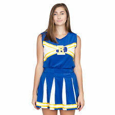 Adult Womens Riverdale Cheerleader High School Costume Outfit