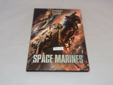 Warhammer 40k Space Marines 6th Edition Codex Hardback out of print #2 (ALS 53)