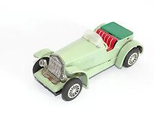 Police Petrol 33 Kleines Blech Auto Retro Spielzeug Car Toy Blechspielzeug Japan Spielzeug