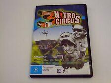 Nitro Circus 3 - R4 NTSC DVD **Free Postage** (Travis Pastrana Gregg Godfrey)