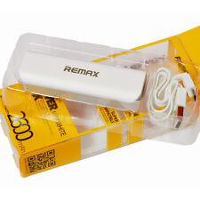 2600mAh Cargador De Batería Externo Portátil Power Bank para iPhone, Samsung, etc.