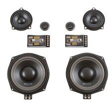 MB QUART QM200.3BMW 3 Way Component Speakers for BMW 5 series E60 E61