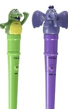Jiggles Facial Massager Elephant and Gator - Therapeutic Oral device New