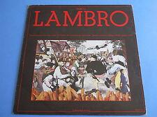 LP ITALIAN PROG PARCO LAMBRO - AREA AGORA' SENSATION'S FIX CANZONIERE
