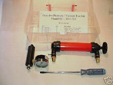 Outdrive Lower Unit  Leak Tester for OMC & Mercruiser & Outboards Pressure & Vac