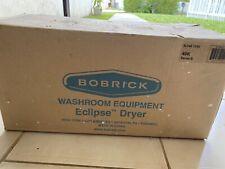NIB Bobrick Eclipse Hand Dryer B-740 115V - New Old Stock - Free Shipping!!!