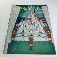 The New Yorker: June 30 1951 - Full Magazine/Theme Cover Edna Eicke