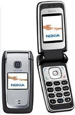 Original Nokia 6125 2G GSM850/900/1800/1900 Bluetooth FM Radio Flip Cell Phone