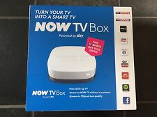 Now Tv Box New Sealed Powered By Sky  - Fast Dispatch Uk Only Please - New