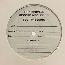 THE X-ECUTIONERS PRESENT DJ BOOGIE BLIND LIVE AT THE PJ'S HARLEM NY TEST PRESS