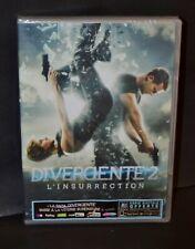 DIVERGENTE 2 L'INSURRECTION DVD NEUF SOUS BLISTER