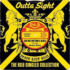 R&B SINGLES COLLECTION VOLUME 2 NEW LP VINYL (OUTTA SIGHT) NORTHERN SOUL R&B