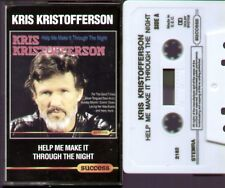Kris Kristofferson - Help Me Make It Through The Night /  MC