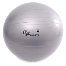 66fit™ Gym Ball & Pump 65cm - Anti Burst Exercise Fitness Yoga Swiss Birthing
