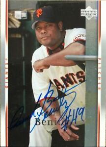 Armando Benitez Autographed 2007 Upper Deck #441