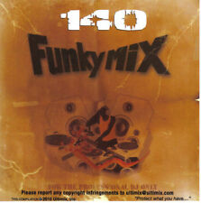 Funkymix 140 LP Soulja Boy Usher will.i.am Nicki Minaj Jesse McCartney Baby Bash