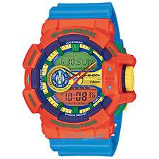 Nuovo di Zecca Casio G-SHOCK GA-400-4A Orologio segnale orario orari
