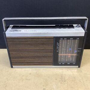 VINTAGE RGD RADIO  OLYMPIC MODEL R175 - Working