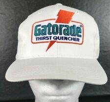 '90s Gatorade Twill Sports Specialties Hat White Michael Jordan Youngan Snapback