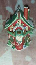 Department 56 Saint Nicks Christmas Gift Sorting Centre UK Adapter Disney Theme