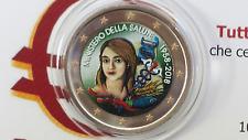 2 euro 2018 Italia color farbe couleur cor italie italien italy Salute II type