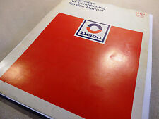 General Motors Chevy Air Conditioning Service Manual Repair Troubleshoot rare