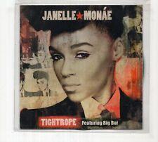 (JC768) Janelle Monae, Tightrope ft Big Boi - 2010 DJ CD