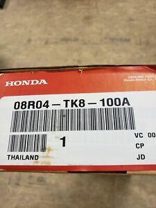 08R04-TK8-100A Honda OEM Accessory Door Wind Deflectors