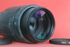 Tamron 70-300mm F4-5.6 Zoom Tele-Macro (1:3.9) Lens for Pentax AF - UGLY, WORKS