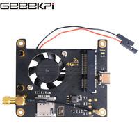 GeeekPi Raspberry Pi 3G 4G Hat for Raspberry Pi 2B / 3B / 3B+ / 4B  ZERO/ ZERO W