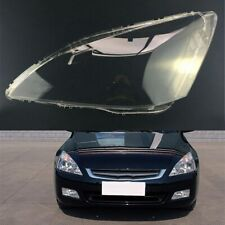 For Honda Accord 2.4 2003 ~ 2007 Transparent Car Headlight Headlamp Clear Lens