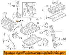 VW VOLKSWAGEN OEM 05-15 Jetta-Engine Intake Manifold Gasket 07K129717A