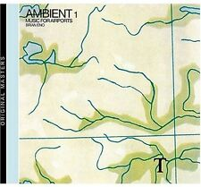 Vol. 1-Ambient-Music For Airports - Eno,Brian (2004, CD NEUF)