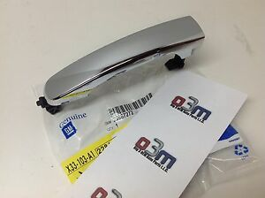 Chevrolet Equinox Malibu Traverse GMC Acadia Terrain Outside Door Handle new OEM