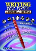 Writing Text Types. A Practical Journal by Hyland, Maureen (Paperback book, 2010