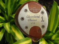 CLEVELAND CLASSIC USA TC15 Persimmon Driver - All-original
